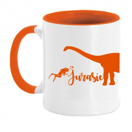 Taza JURASIC