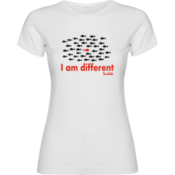 Camiseta Chica I´M DIFFERENT