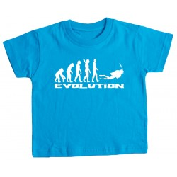 Camiseta Baby EVOLUTION