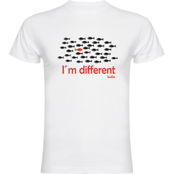 Camiseta DIFFERENT
