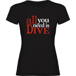 Camiseta ALL YOU NEED